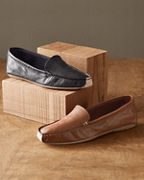Issa Unlined Loafers