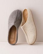 EILEEN FISHER Wool Mules