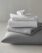 EILEEN FISHER Organic-Cotton & Cashmere Flannel Bedding