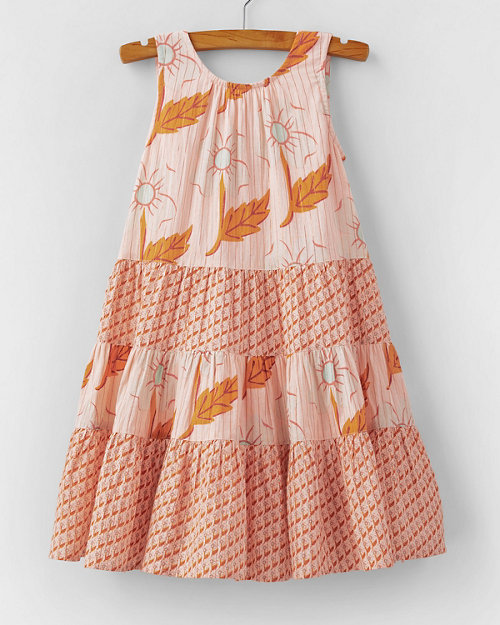 0978999c902c Girls' Knit Dresses, Girls' Cotton Dresses | Garnet Hill