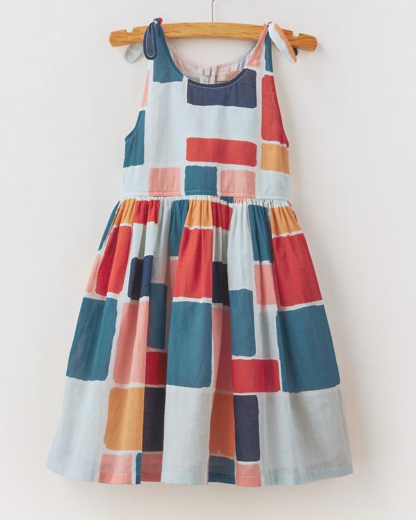 7420adab84e Girls  Taylor Dress by Pink Chicken