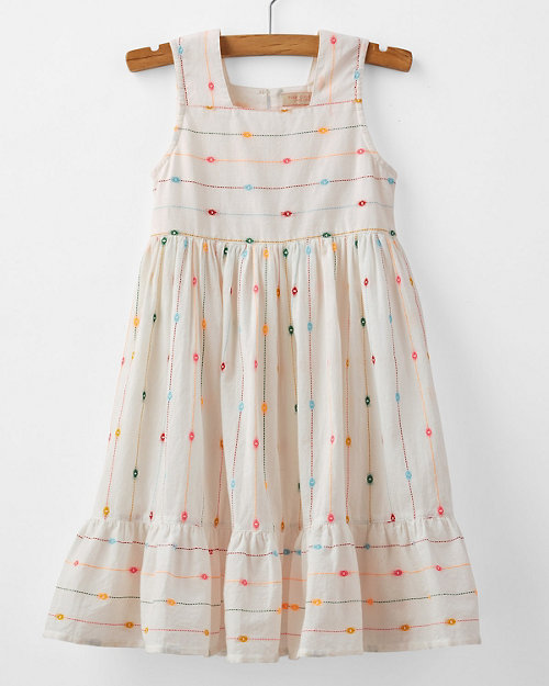c2b047ed0fa Girls  Wren Dress by Pink Chicken