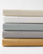 EILEEN FISHER Tumbled-Percale Bedding