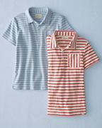 Me & Henry Boys' Short-Sleeve Polo