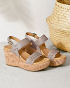 Kork-Ease® Austin Braid Cork Espadrilles