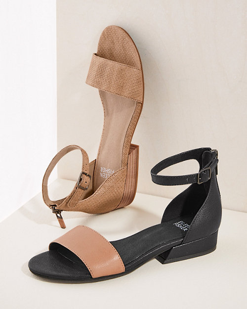 79ba4b63e1a1 EILEEN FISHER Elie Sandals