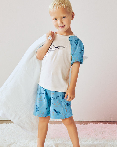 Boys  Sleep Tee and Shorts cf457f378