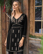 Marrakesh Embroidered Dress