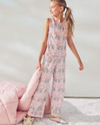 Girls' Dreamland Sleepwear Top and Pants
