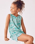 Girls' Dreamland Sleepwear Top and Shorts
