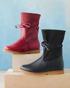 Elephantito Kids' Bow-Detail Midi Boots