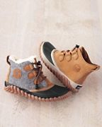 Kids' SOREL Out 'N About™ Short Boots