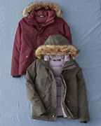 Girls' The North Face® Greenland Down Parka