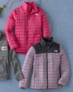 Girls' The North Face® ThermoBall™ Eco Jacket