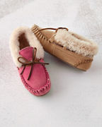 Kids' Minnetonka Charley Slippers