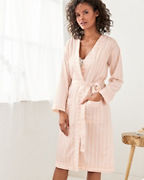 Pima Sateen Robe