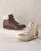 SOREL Harlow Lace Cozy Boots