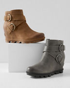 Sorel Joan of Arctic™ Wedge II Buckle Boots