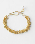 Robindira Unsworth Golden Pyrite Bracelet
