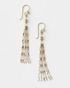 Robindira Unsworth Tassel Earrings