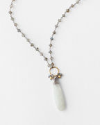 Original Hardware Silverite Pendant Necklace
