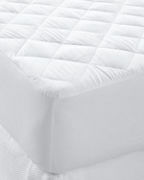 Garnet Hill Signature Down & Sateen Mattress Pad