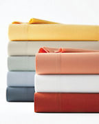 Siesta Solid Organic-Cotton Percale Collection