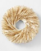 Harvest Corn Husk Wreath