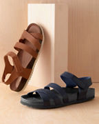 Arie Strapped Sandals