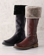 Frye Veronica Tall Shearling Boots