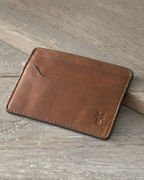 Men's Frye Logan Money Clip & Card Case