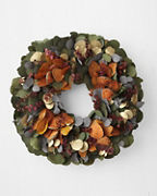 Winter Harvest Wreath