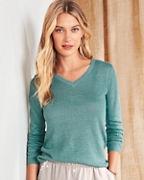 Classic Linen Pullover
