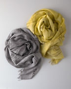 EILEEN FISHER Printed TENCEL™ Scarf