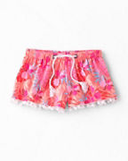 Girls' Snapper Rock Cover-Up Shorts