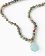 Satya Jasper Pendant Necklace