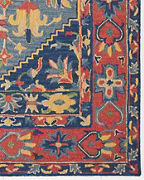 Hollis Hooked Wool Rug by Company C