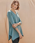 Pop-Over Knit Tunic