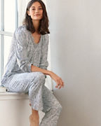 Dentelle Knit Pajamas