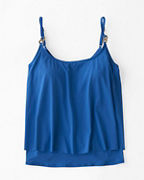 Michael Kors Double-Layer Tankini