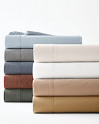 Relaxed-Organic-Cotton Sateen Bedding