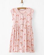 Girls' Winnie Dress by Pink Chicken