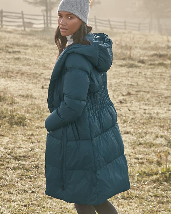 Alpine Puffer Coat | Garnet Hill