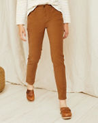 Essential Slim Cord Pants