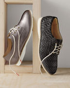 Rollie Derby Lace-Up Shoes