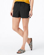 Seamed Recycled Shorts