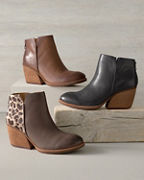 Kork-Ease® Chandra Wedge Boots