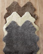 Curly Sheepskin Rug