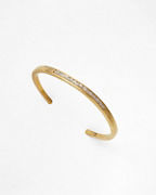 Shana Gulati Raw-Diamond Cuff