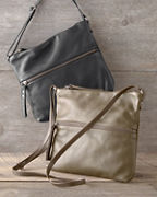 Rough & Tumble Tall Pinched-Bottom Traveler Bag